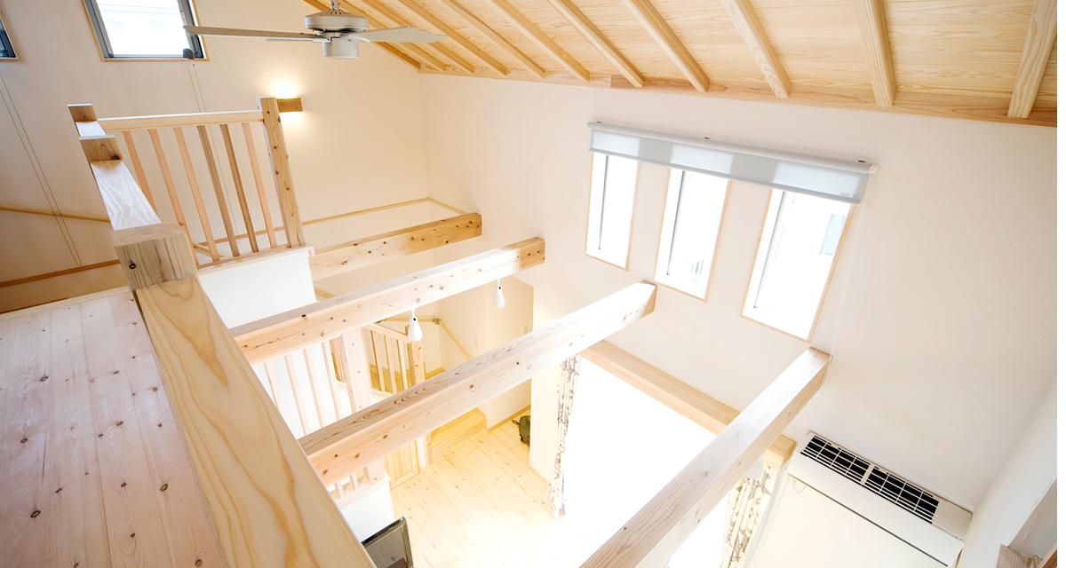 確かな技術と信頼の注文住宅